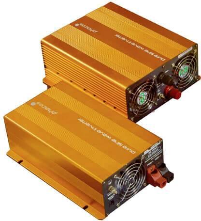 Phocos Wechselrichter PSW 2000 23024 2000 W 24 VDC 230 VAC, 5 VDC