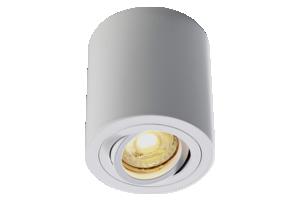 LED-Aufbauleuchte schwenkbar