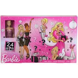 Image of Adventskalender Barbie - Glitzer Fashion mit Puppe und Zubehör