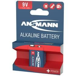 Image of Ansmann 6LR61 Red-Line 9 V Block-Batterie Alkali-Mangan 9 V 1 St.