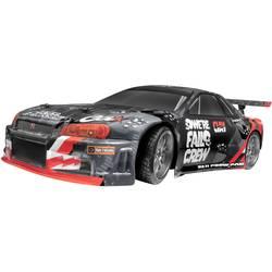 RC model auta HPI Racing E10 Drift Nissan Skyline R34 GT-R, 1:10, elektrický, 4WD (4x4), 100% RTR