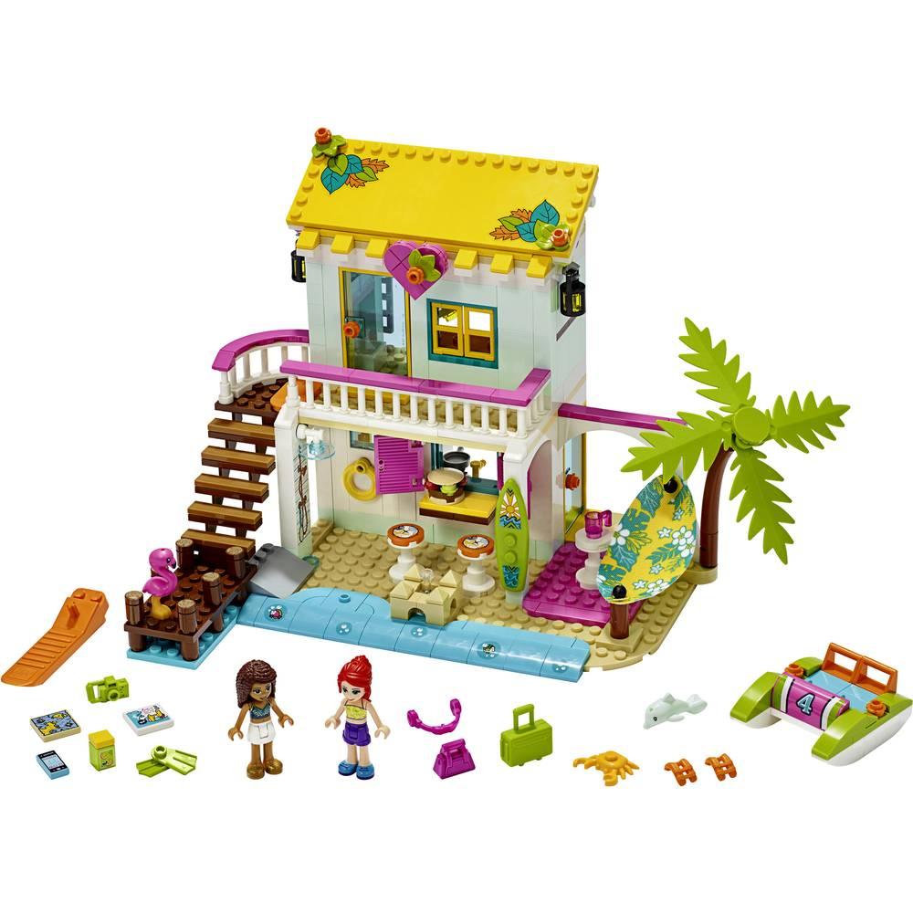 41428 Lego Friends Strandhuis