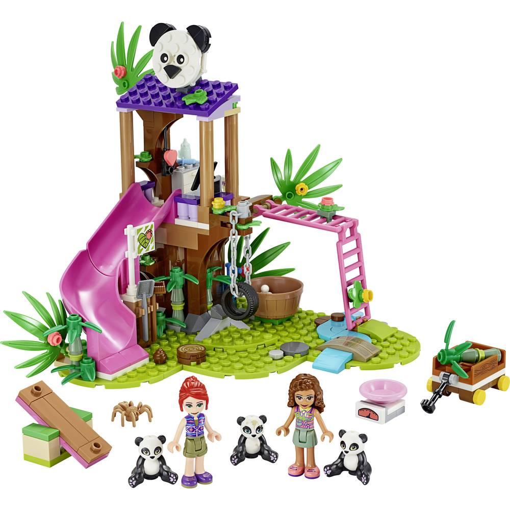 41422 LEGO Friends Panda Jungle Boomhut