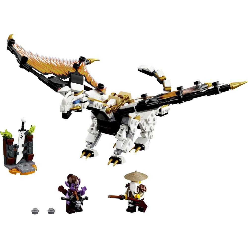 Lego Ninjago Wu