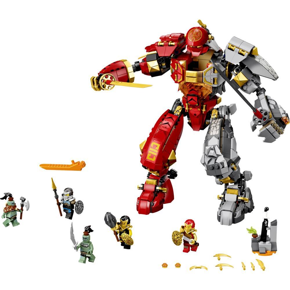 LEGO 71720 Vuursteen robot