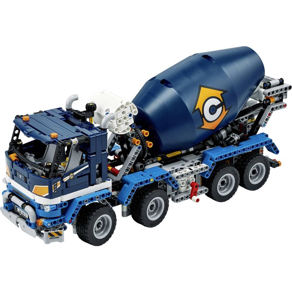 LEGO Technic 42112 Betonmixer