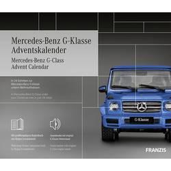 Franzis Verlag Mercedes-Benz G-Klasse, od 14 rokov