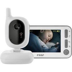 Bezdrôtový elektronická detská opatrovateľka s kamerou REER 80430 2.4 GHz