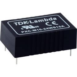 DC / DC menič napätia, DPS TDK-Lambda PXC-M03-48WD-12, 12 V, 125 mA