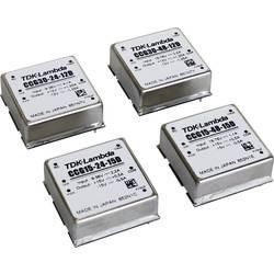 DC / DC menič napätia, DPS TDK-Lambda CCG-15-24-15D, 30 V, 0.50 A, 15 W