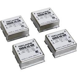 DC / DC menič napätia, DPS TDK-Lambda CCG-15-24-12D, 24 V, 0.65 A, 15.6 W