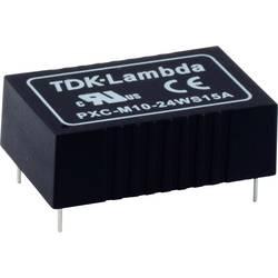 DC / DC menič napätia, DPS TDK-Lambda PXC-M03-48WS-24, 24 V, 125 mA