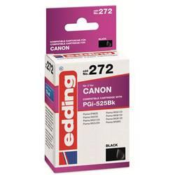 Kompatibilná náplň do tlačiarne Edding EDD-272 18-272, čierna