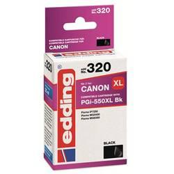 Kompatibilná náplň do tlačiarne Edding EDD-320 18-320, čierna