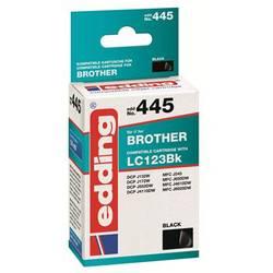 Kompatibilná náplň do tlačiarne Edding EDD-445 18-445, čierna