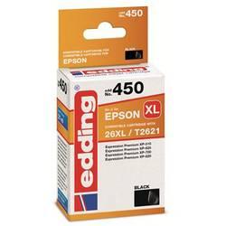 Kompatibilná náplň do tlačiarne Edding EDD-450 18-450, čierna