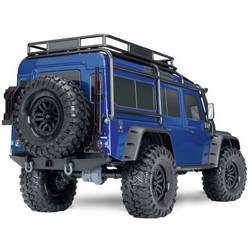 RC model auta Traxxas TRX-4 Landrover Defender, komutátorový, elektrický crawler 4WD (4x4), RtR, 2,4 GHz