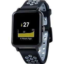 Image of Alatech GLOBAL Star2 GPS sports Watch WB002 GPS-Sportuhr 43 mm Grau-Schwarz