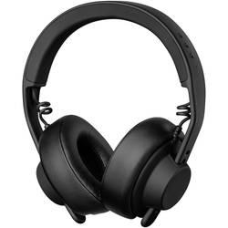 Bluetooth stereo slúchadlá s mikrofónom AiAiAi Comfort Wireless 19-90049, čierna