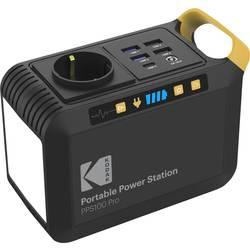 Prenosná nabíjacia stanica Kodak PPS100 Pro, Li-Ion akumulátor, čierna / oranžová