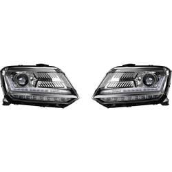 Kompletné reflektor Osram Auto LEDriving LEDHL107-BK, N/A, (d x š x v) 260 x 372 x 343 mm