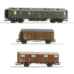 Image of Roco 74091 3-tlg. Set: Postzug, DB
