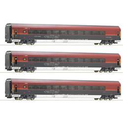 Image of Roco 74086 3-tlg. Set: Railjet, ÖBB