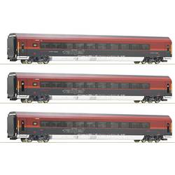 Image of Roco 74087 3-tlg. Set: Railjet, ÖBB
