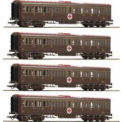 Image of Roco 74093 4-tlg. Set: Lazarettzug, FS
