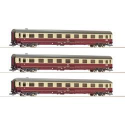 "Image of Roco 74095 3-tlg. Set 1: Autoreisezug ""Christoforus-Express"", DB"