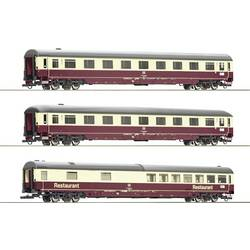 "Image of Roco 74096 3-tlg. Set 2: Autoreisezug ""Christoforus-Express"", DB"