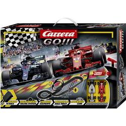 Autodráha, štartovacia sada Carrera GO!!! Speed Grip 20062482, Druh autodráhy GO!!!