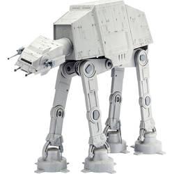 Sci-fi model, stavebnica Revell Star Wars AT-AT 40th Anniversary 05680, 1:52