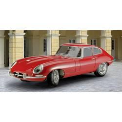 Model auta, stavebnica Revell Jaguar E-Type Coupé 07668, 1:24
