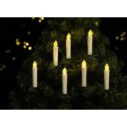 LED osvetlenie na vianočný stromček Sygonix PL-WK20O, vonkajšie SY-4531626, na batérie, N/A