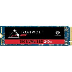 Interní SSD disk SATA M.2 2280 240 GB Seagate IronWolf® 510 Retail ZP240NM30011 PCIe 3.0 x4