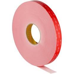Obojstranná lepiaca páska 3M LSE160/19 LSE160/19, (d x š) 33 m x 19 mm, akryl, biela, 1 ks