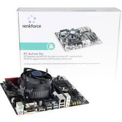 PC Tuning-Kit Renkforce s procesorom Intel® Core™ i3 (4 x 3.6 GHz), 8 GB RAM, keine Grafikkarte