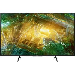 Sony KD49XH8096BAEP LED TV 123 cm 49 palca en.trieda A (A +++ - D) UHD, DVB-T2 HD, DVB-S2, DVB-C, WLAN, Smart TV, CI+ čierna