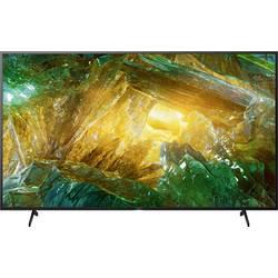 Sony KD55XH8096BAEP LED TV 139 cm 55 palca en.trieda A (A +++ - D) UHD, DVB-T2 HD, DVB-S2, DVB-C, WLAN, Smart TV, CI+ čierna
