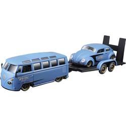 Model auta Maisto Design Elite Transporter VW Van & Beetle, 1:24