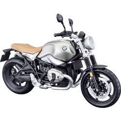 Model motorky Maisto BMW R Nine T Scrambler, 1:12