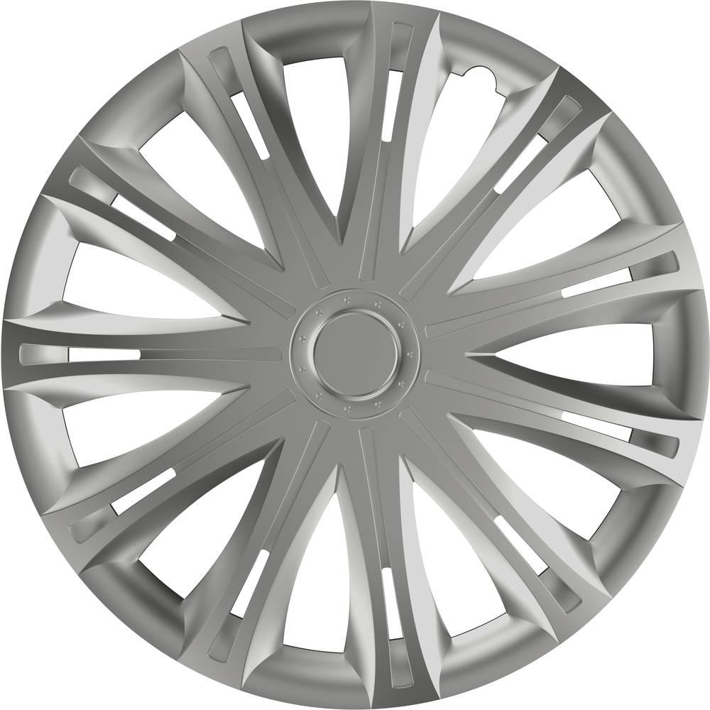 hpautozubehör HP Autozubehör Wieldoppen R14 Zilver 1 stuk(s)