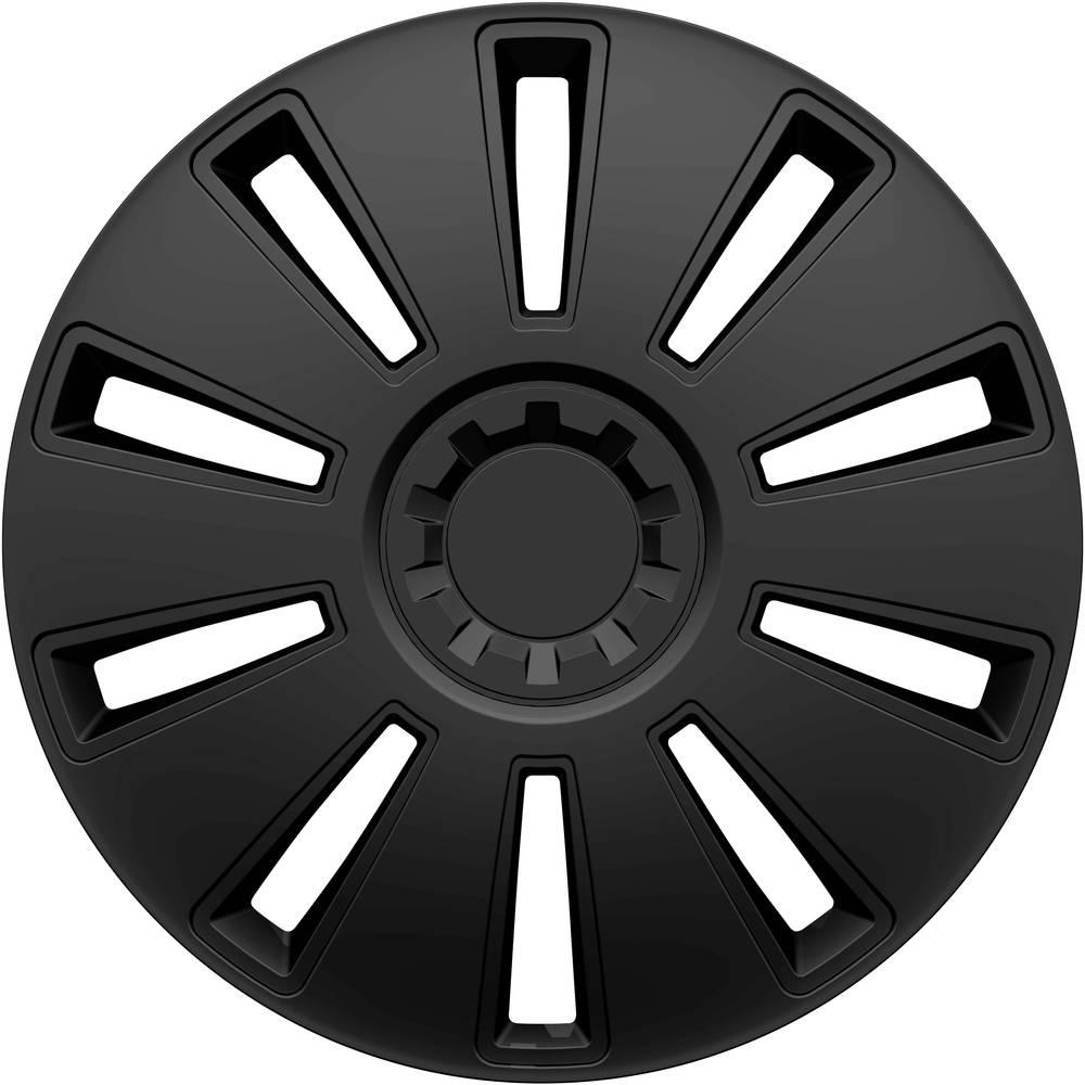 hpautozubehör HP Autozubehör GRID Wieldoppen R13 Zwart 1 stuk(s)
