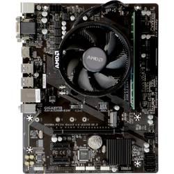 PC Tuning-Kit Innovation PC s procesorom AMD Ryzen™ 3 (4 x 3.6 GHz), 8 GB RAM, AMD Radeon Vega Graphics Vega 8