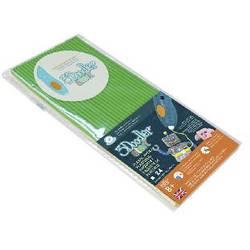 Image of 3Doodler 3DS-ECO07-GREEN-24 Spring Green Filament-Paket Elastic 1.75 mm 27 g Grün 24 St.