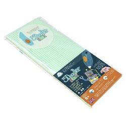 Image of 3Doodler 3DS-ECO02-MINT-24 Aqua Mint Filament-Paket Elastic 1.75 mm 27 g Mint 24 St.