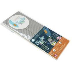Image of 3Doodler 3DS-ECO08-GREY-24 Koala Gray Filament-Paket Elastic 1.75 mm 27 g Grau 24 St.