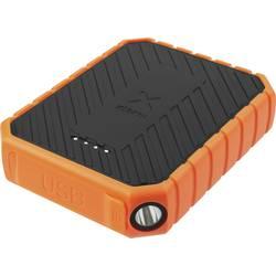 Powerbanka Xtorm by A-Solar Rugged 10000, Li-Pol, 10000 mAh, oranžová, čierna