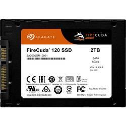 """Interný SSD pevný disk 6,35 cm (2,5 """") Seagate FireCuda® ZA2000GM1A001, 2 TB, Retail, SAS 6Gb / s"""